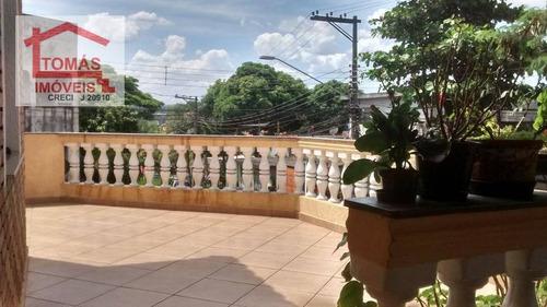 Imagem 1 de 20 de Casa  Residencial À Venda, Pirituba, São Paulo. - Ca0400