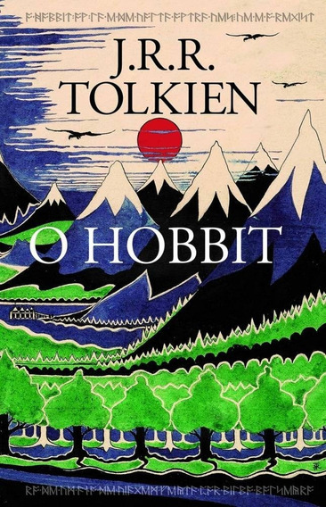 Frete Grátis - Livro O Hobbit - J. R. R. Tolkien