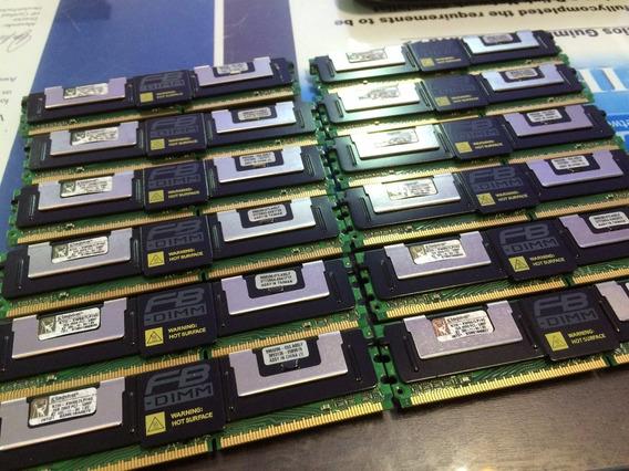 Memoria 2gb Pc2-5300f Fb Alienware Mj-12 8550i Workstation