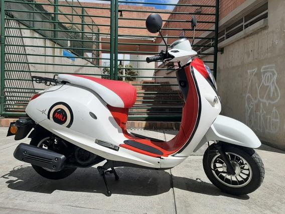 Moto Lintex Miu 125cc 2015 Barata $2.750.000 Bogota