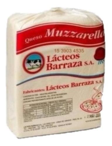 Muzzarella Barraza 10 Kg
