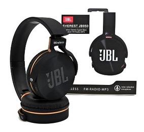 Headphone Fone Jbl Everest Jb950 Super Bass Bluetooth Fm Mp3