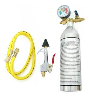 Garrafa Injetora Gás R141b Limpeza Ar Condicionado