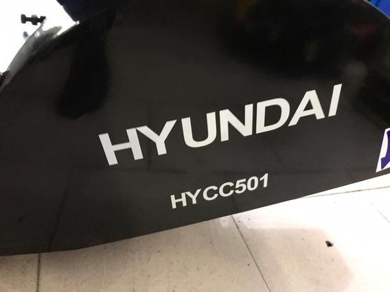 Cortadora Para Concreto Y Asfalto Hyundai A Gasolina 6.5 Hp