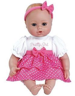 Adora Playtime Baby Pretty Girl Vinyl 13 Girl Weighted Wasin