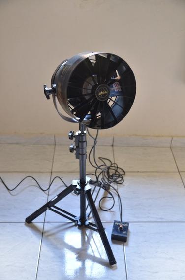 Ventilador Turbo Wind Atek Fotografico Sem Tripé
