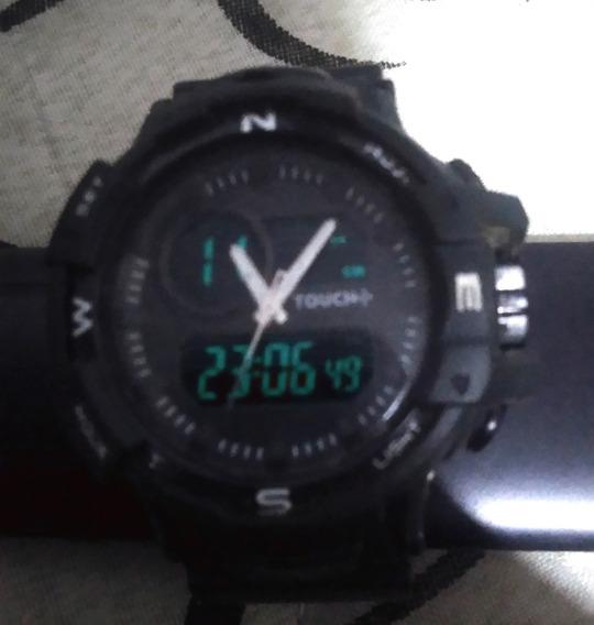 Relógio Touch À Prova D