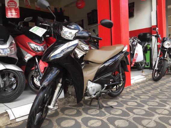 Honda Biz 125 Ex 2018 Preta