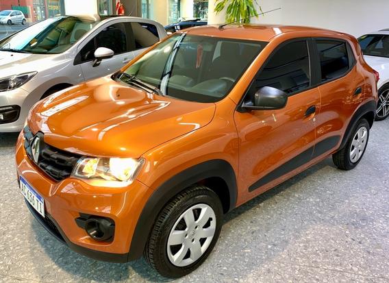 Renault Kwid Zen 1.0l Kwidt Ki W Nafta 5 Puertas Usado Kw Wi