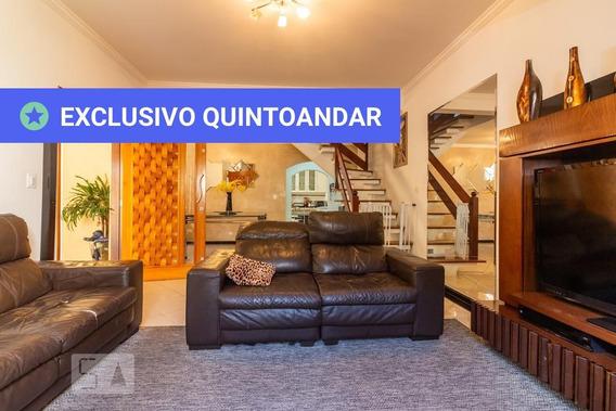 Casa Mobiliada Com 4 Dormitórios E 2 Garagens - Id: 892935518 - 235518