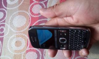 Nokia 302 Gris