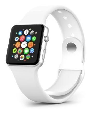 Apple Watch Serie 2 38mm Caja De Aluminio Y Correa Sport