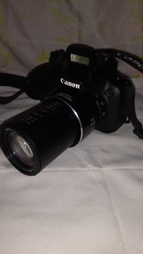 Canon Sx50 Perfeito Estado E Funcionamento Cartao Memo Acess