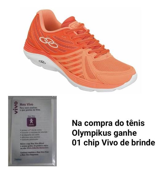 Tênis Olimpikus Original Compre E Ganhe 01 Brinde Promoção