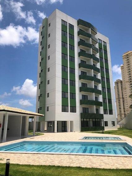 Apartamento Em Candelária, Natal/rn De 100m² 3 Quartos À Venda Por R$ 450.000,00 - Ap385855