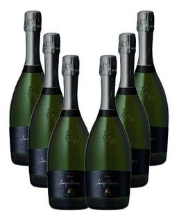 Champagne Luigi Bosca Extra Brut X750cc Caja X6 Envios