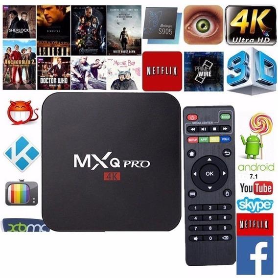 Aparelho Smart Tv Pro 5g 4k Android 4g + 32g Completo H D