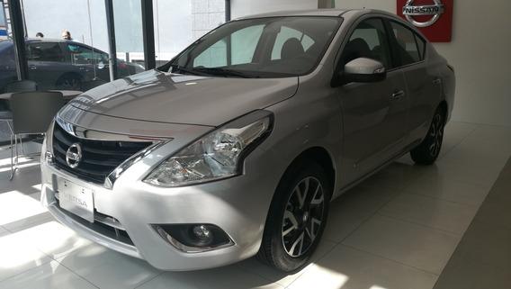 Nissan Versa Exclusive Motor 1.6 2020 0 Km Automatico Cuero