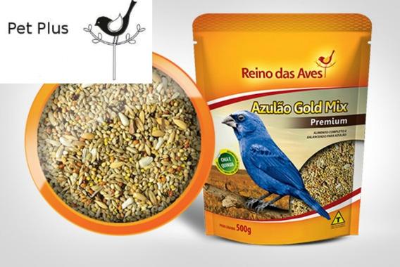 Kit Linha Gold Mix Premium - Reino Das Aves 500g (16 Itens)