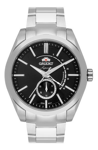 Relógio Automático Orient Ne5ss001 Masculino Visor Preto
