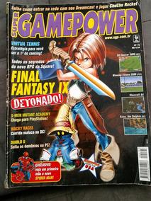 Revistas Supergame Power Em Excelente Estado
