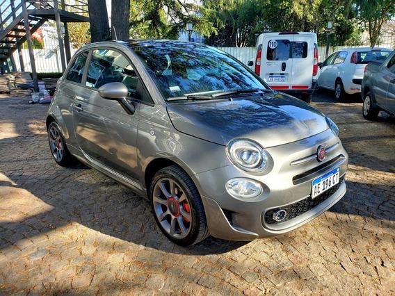 Fiat 500 Sport 1.6 16v. 2019 (pat 2020) 425km T/usado Fcio.