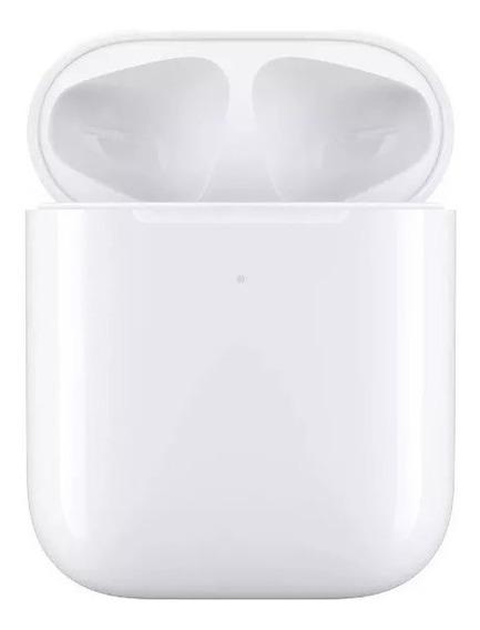 Case De Carregamento Wireless Fones AirPods Apple Original