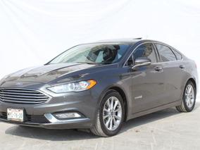 Ford Fusion 4p Se Hibrido Luxury Aut