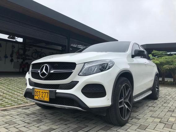 Mercedes-benz Gle 350d 4matic 3.0 2017