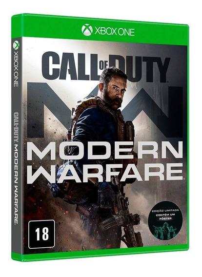 Call Of Duty Modern Warfare Digital Xbox One + 2 Jogos