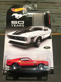 Hot Wheels 50 Years 1971 Ford Mustang Mach 1 (20,00 No Lote)