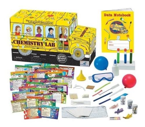 The Magic School Bus - Laboratorio De Química