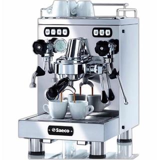 Cafetera Express Profesional Saeco Se50 1 Grupo Manual, Once, Acero Inoxidable, Vapor P/ Capuchino