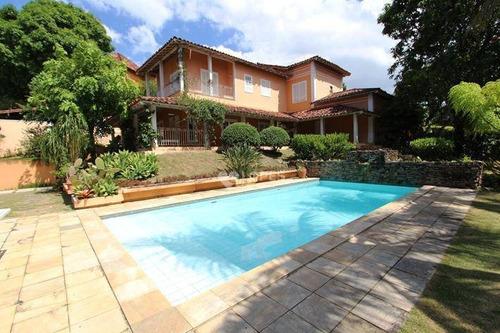 Imagem 1 de 30 de Casa À Venda, 318 M² Por R$ 1.950.000,00 - Sape - Niterói/rj - Ca12460