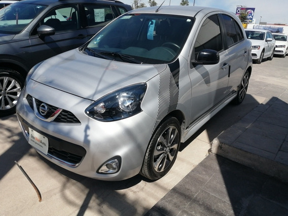 Nissan March 1.6 Sense Mt 2018