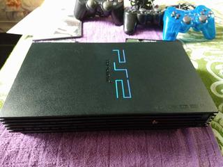 Playstation 2 Fat (ps2) Chipeada Y Freemcboot Negociable