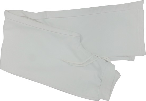 Pantalon De Mono En Algodon Stretch