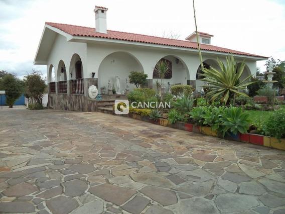 Casa Residencial 7 Dormitórios - Juscelino Kubitschek, Santa Maria / Rio Grande Do Sul - 6737