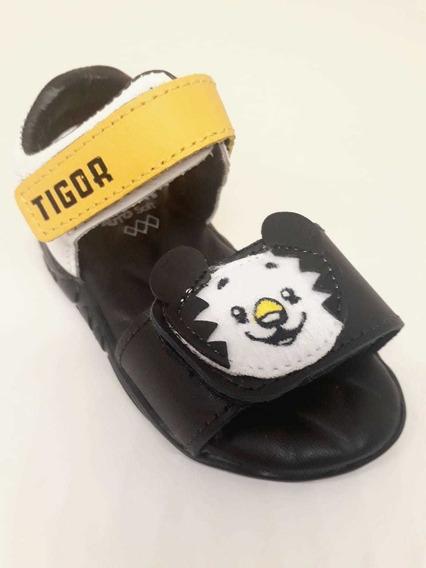 Sandalia Menino Papete Tigor T.tigre Baby Lançamento