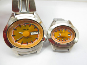 Relógios Alba Aka, Modelo Exclusivo Da Seiko Watch, Japan.