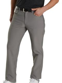 Kaddygolf Pantalon Golf Hombre Footjoy Fit - Gris