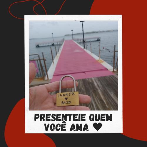 Imagem 1 de 4 de Cadeado Do Amor