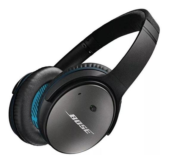 Bose Quietcomfort 25 Noise Cancelling Anti Ruido + Nfe