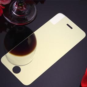 Protetor Tela Filme Vidro Tmpera Para iPhone 7/8, Ouro