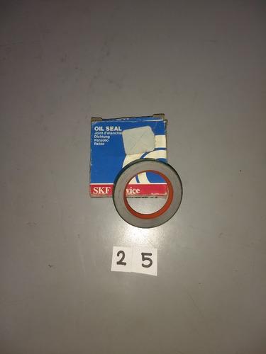 Estopera Metálica  1.5 X2.25 X.375  - Skf (nat# 331228h)