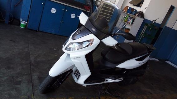Dafra Citycom 300i Branco 2016