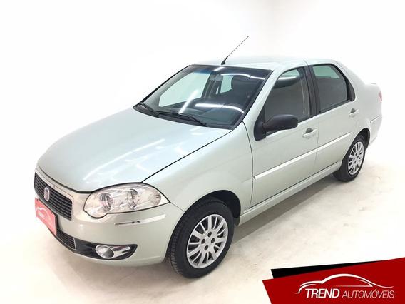 Fiat Siena 1.4 Mpi 8v Flex 4p Tetrafuel