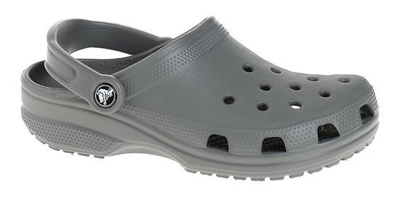 Crocs Negro Sandalia Para Hombre Y Mujer Unisex