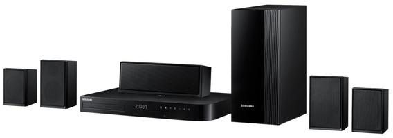 Home Theater Samsung Ht-j5100 1000w Rms,5.1 (lacrado) Novo