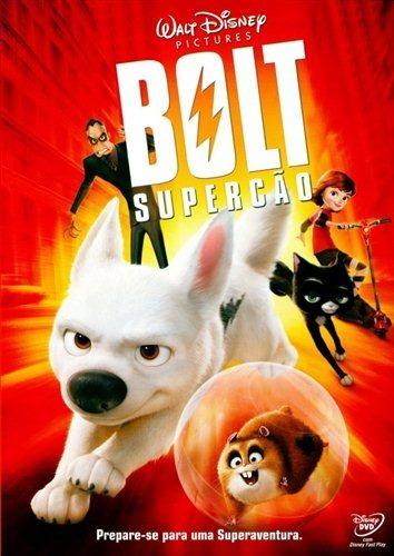 Bolt Supercão - Filme Dublado